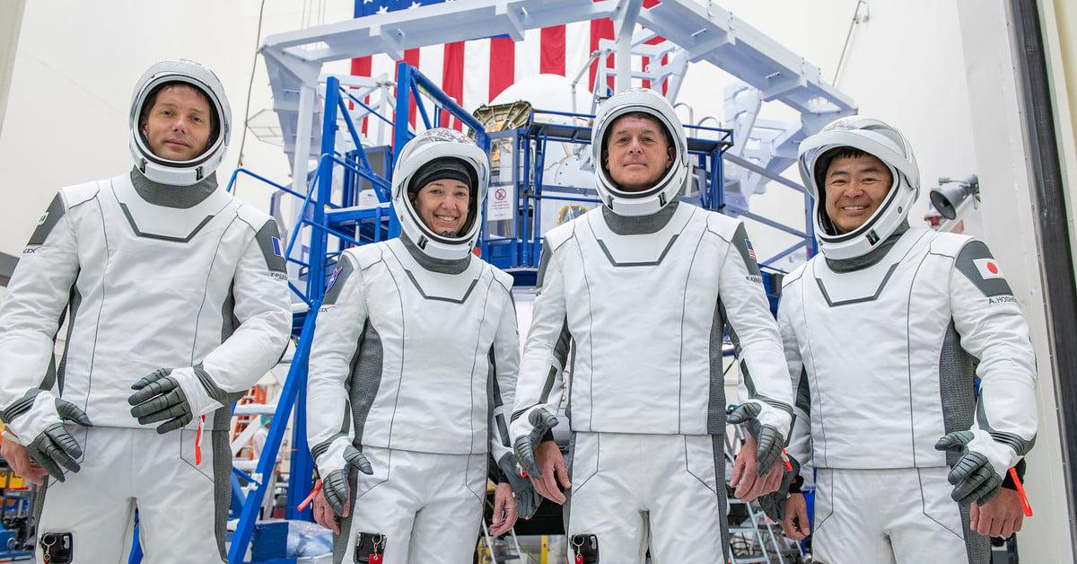 La NASA surveille les prévisions météorologiques pour le lancement de l'équipage de jeudi