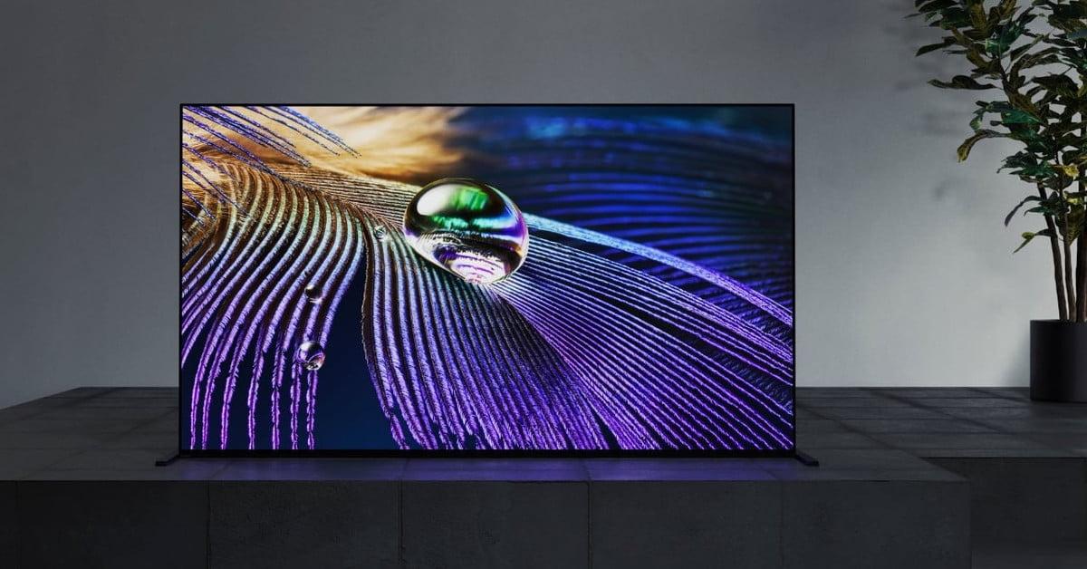 Sony confirme les prix des téléviseurs OLED et LED 4K et 8K de l'année 2021